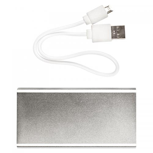 Powerbank de Metal con logo